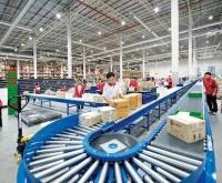 Darbai fabrikuose - Anglija