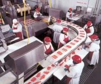 Darbas Anglijoje pakavimo fabrike
